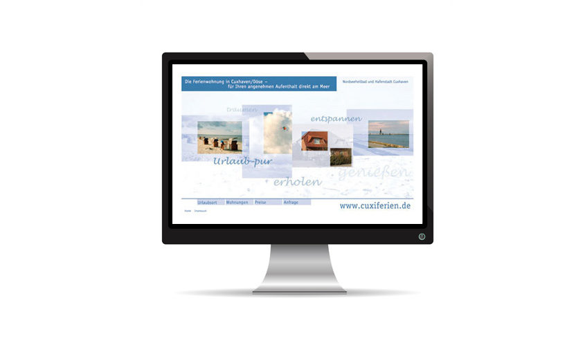 Cuxiferien Website