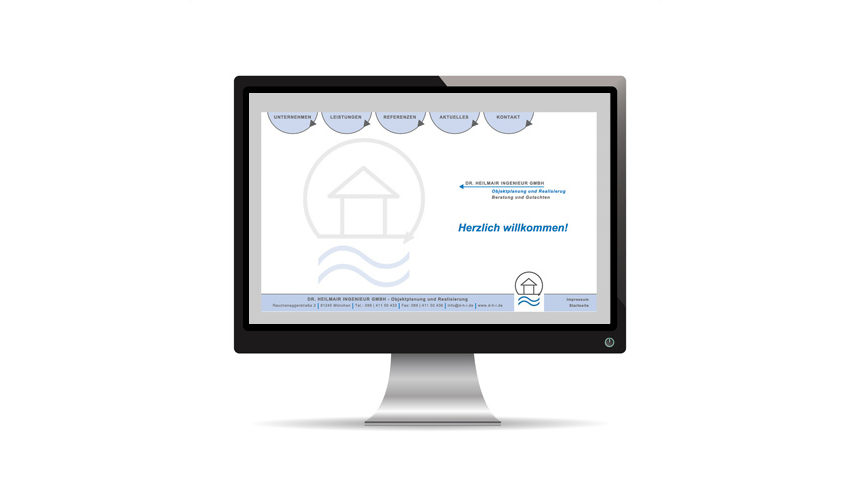 Dr. Heilmair Website