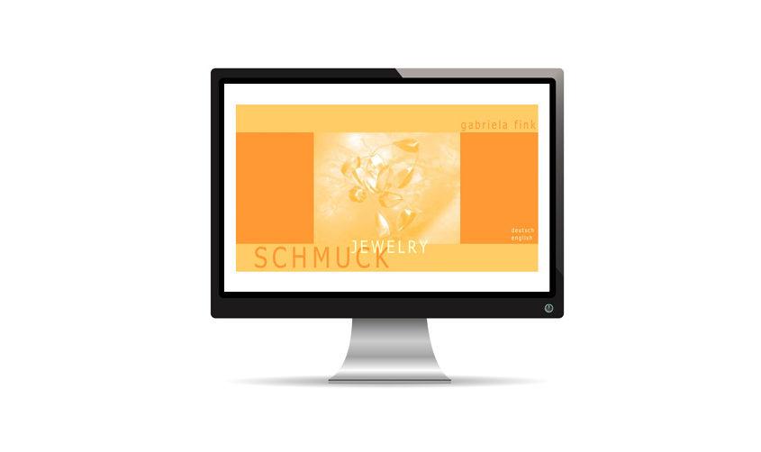 Gabriela Fink Website