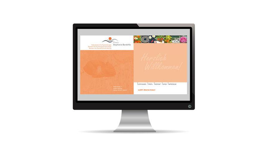 Praxis Bardehle Website